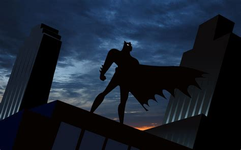 Batman Animated Wallpaper - batman the animated series wallpaper and background image