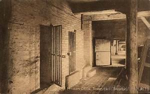 Town Hall - Prison Cells Boston, England