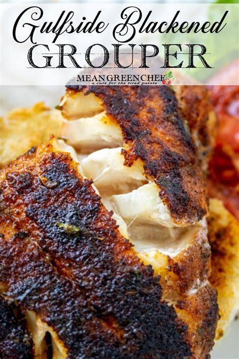 grouper blackened recipe
