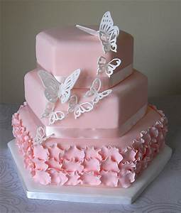 Butterfly Cake Recipe — Dishmaps