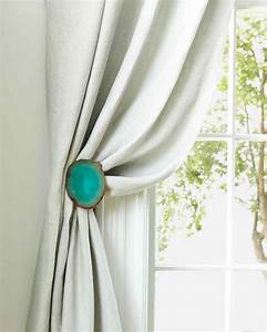 64 diy curtain tie backs guide patterns With curtain holder diy