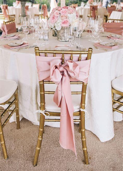 20 Creative Diy Wedding Chair Ideas With Satin Sash