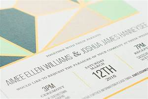 a guide to wedding invitation print types from paperlust With types of wedding invitations printing