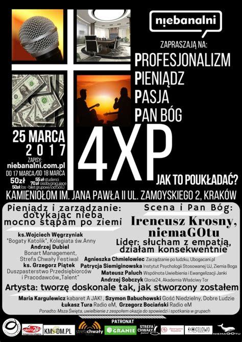 konferencja 4xp już 25 marca ireneusz krosny ks węgrzyniak kuba blycharz niemagotu