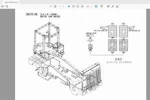 Hitachi Wheel Loader Zw370