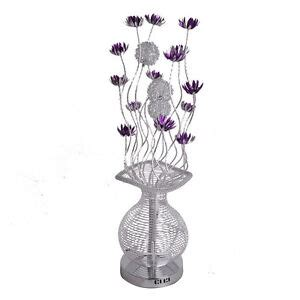 purple floor vase large modern aluminium floor l flower vase design