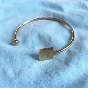 Breckle Tfk 1000 Pad : personalized square cuff bracelet i love jewelry ~ Bigdaddyawards.com Haus und Dekorationen