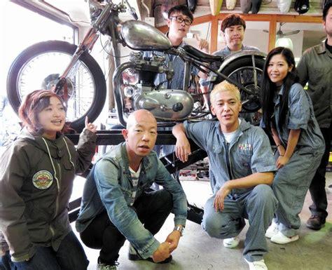 小峠 バイク