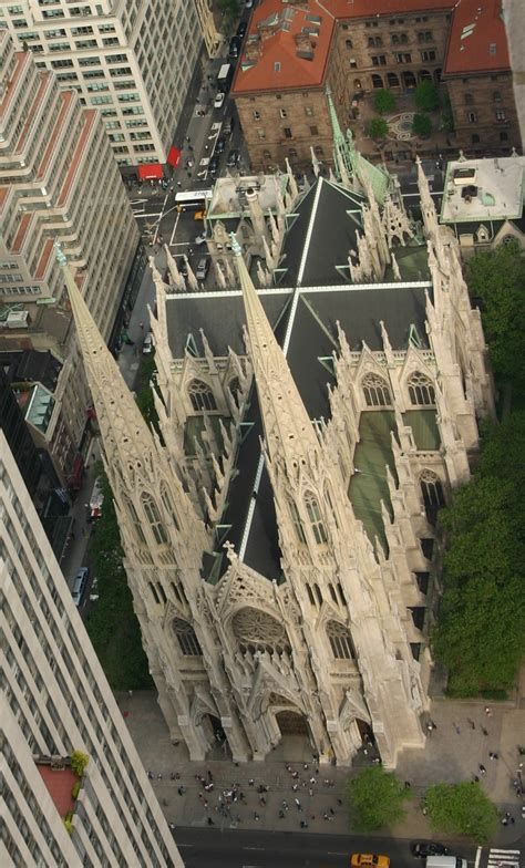 st patricks cathedral manhattan wikimedia commons