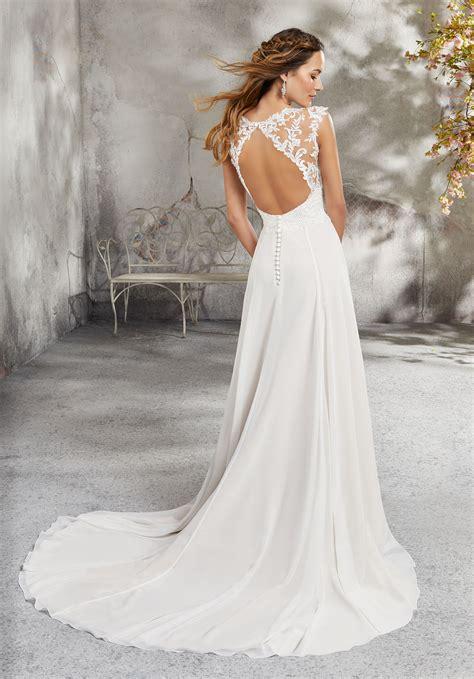 lark wedding dress style  morilee