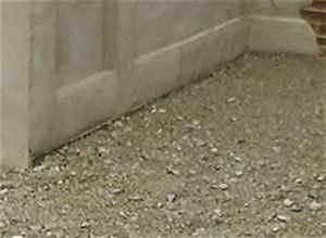 Schotter Für Pflaster : unterbau schotter zur verlegen von pflastersteinen ~ Whattoseeinmadrid.com Haus und Dekorationen