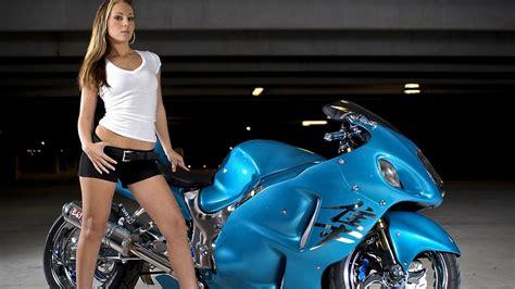 Mädchen & Motorräder 4k Ultra Hd Wallpaper And Hintergrund