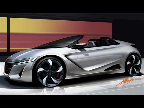 Honda S660 Concept 2018 Exotic Car Pictures 06 Of 16