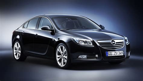 Opel Insignia by Opel Insignia Design Of Opel S Future