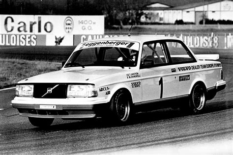 volvo group global 30 years since the volvo 240 turbo reigned over the race