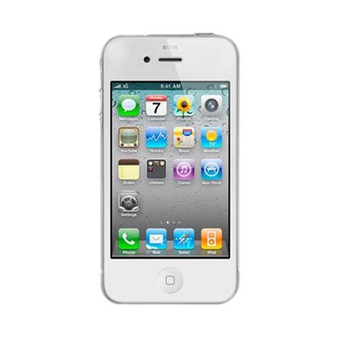 unlock iphone 4s sprint apple iphone 4s 64gb bluetooth wifi white phone sprint