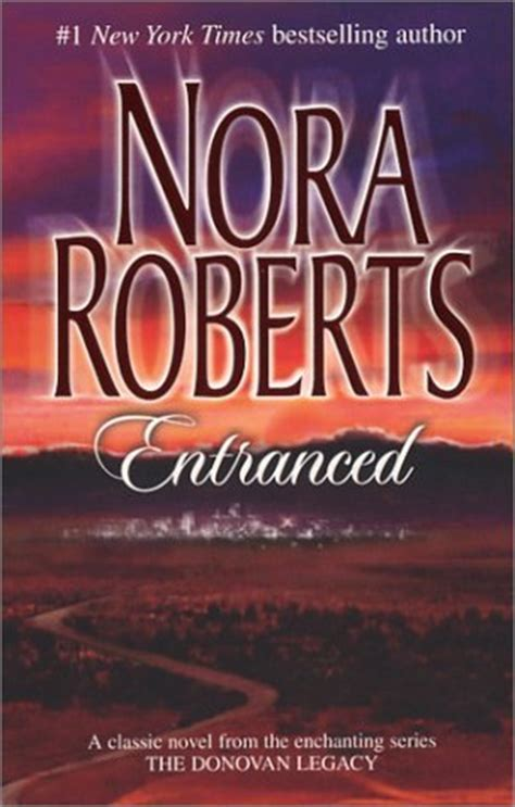 entranced donovans   nora roberts reviews