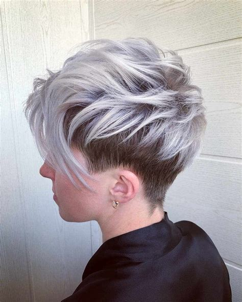 pixie haircuts  thin hair pictures  tips    year
