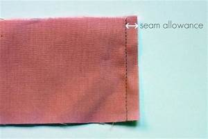 Sewing Back-to-School: Seam Allowance - Sew Sweetness