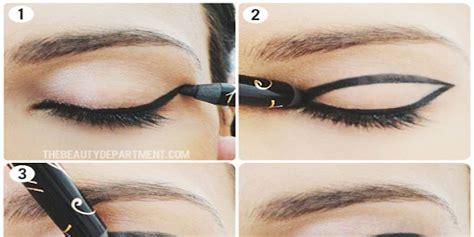 Bold Eyeliner Makeup Step By Step Tutorial Beautiful