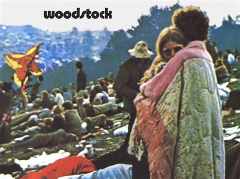 Underground Films: Woodstock (1970) 16mm/Cinemascope