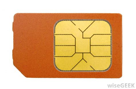 What Is A Sim Card? (with Pictures