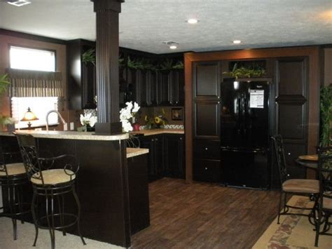 Home Interior Remodeling Ideas : Remodeled Mobile Home Lake House
