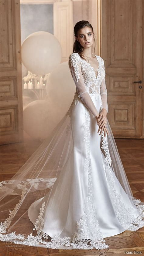 tarik ediz white  wedding dresses wedding inspirasi