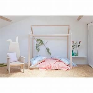 Lit Toboggan Ikea : lit cabane adulte elegant lit cabane bois massif sommier ~ Premium-room.com Idées de Décoration