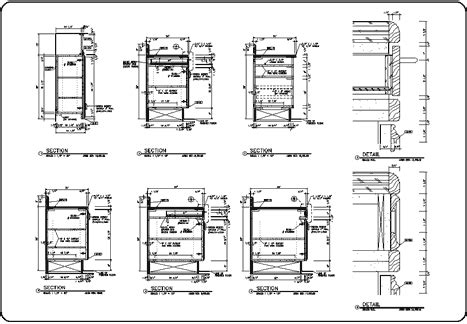 Which Is A Section Of A Cabinet Department - cabinet section drawing which is a of department drawing