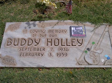 perry como burial site lubbock buddy holly s grave taken on my 2003 big road
