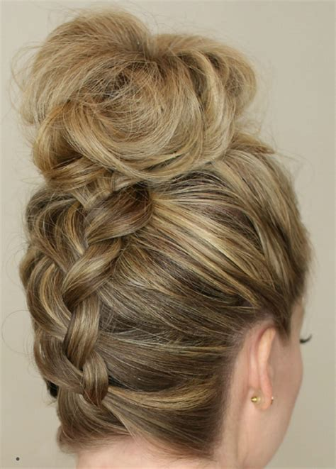 Plait Hairstyles For Hair by Different Plait Styles