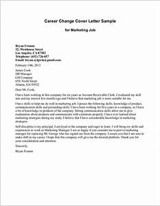 cover letter examples career transition cover letter With examples of professional cover letters for employment
