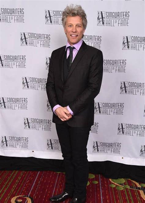 Jon Bon Jovi The Songwriters Hall
