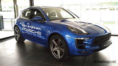 Gambar Mobil Porsche Macan by Porsche Licence To Thrill Asia Pacific Macan Autonetmagz