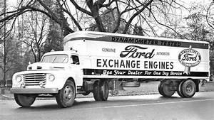 1940s Ford Semi