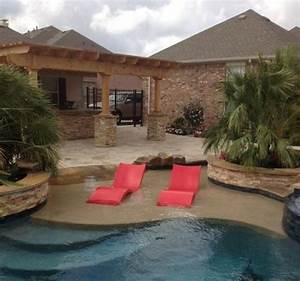 Pool Chaise Lounge Chair - WoodWorking Projects & Plans