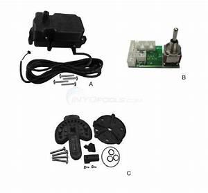 Compool    Pentair Valve Actuators Parts