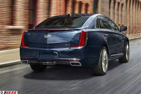2018 Cadillac Xts Is A Spacious Sedan With Confident