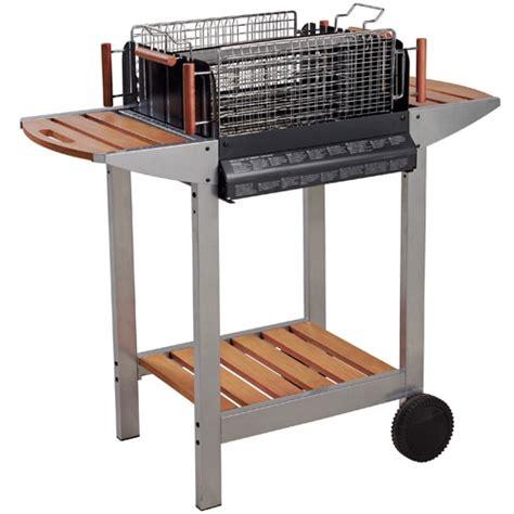cuisine à la plancha électrique barbecue charbon de bois cuisson verticale