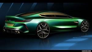 Bmw M8 2018 : 2018 bmw m8 gran coupe concept design sketch hd wallpaper 22 ~ Mglfilm.com Idées de Décoration