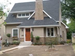 Stucco Exterior House Color Schemes