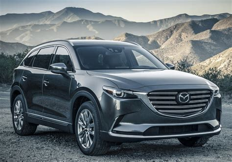 Learn more about price, engine type, mpg, and complete safety and warranty information. Restyled Mazda CX-9 three-row crossover now on sale, with ...