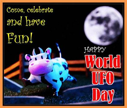 Fun Ufo Card Greetings 123greetings