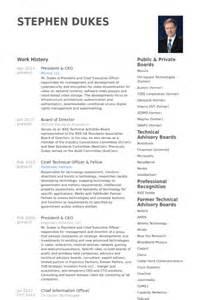 resume templates for ceo president ceo resume sles visualcv resume sles