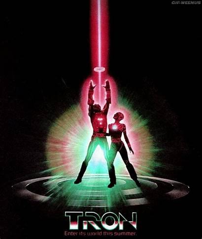 Poster Film 1980s Disney Tron Gifs 80s