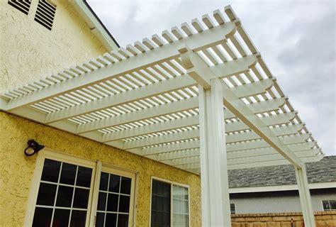 alumawood lattice patio cover kit patiocoveredcom