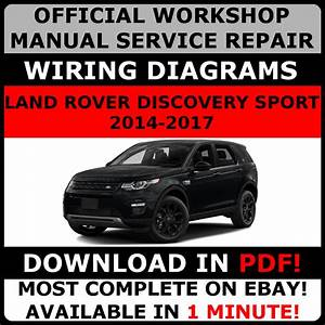 Official Workshop Service Repair Manual Land Rover