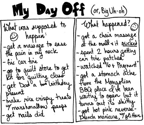 funny quotes on day off