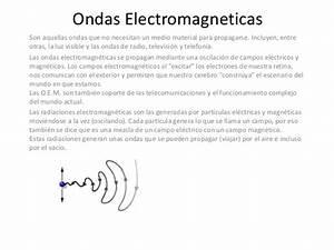 Presentacion De Ondas Electromagneticas